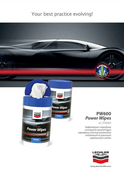 Power Wipes AC Primer